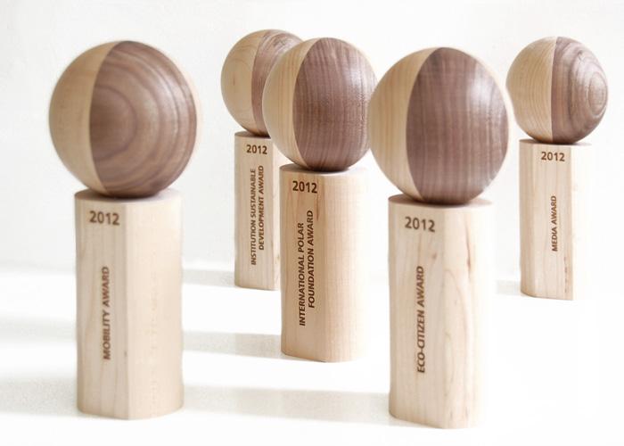 Trophées prix belge de l'énergie