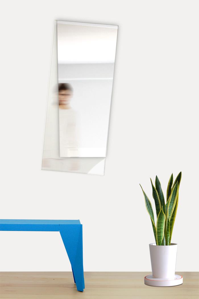 Miroir 'éclat'