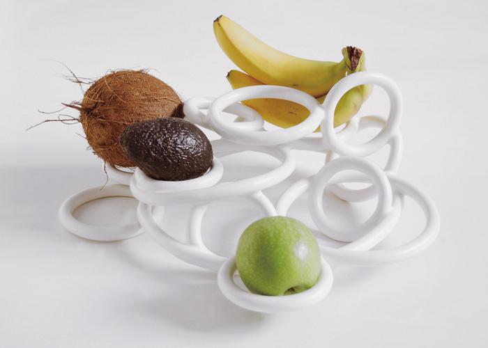 Coupe à fruits 'hula hop'