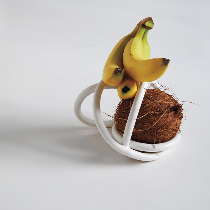 Coupe à fruits 'hula hop'