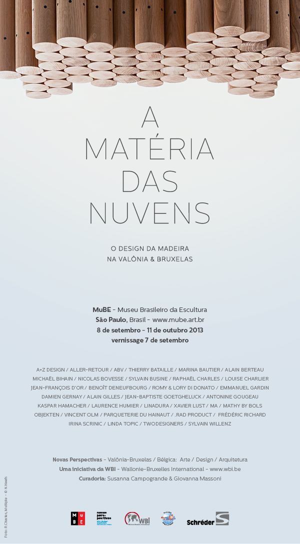 nicolas bovesse design sao paulo bresil brazil design belgium brussels design