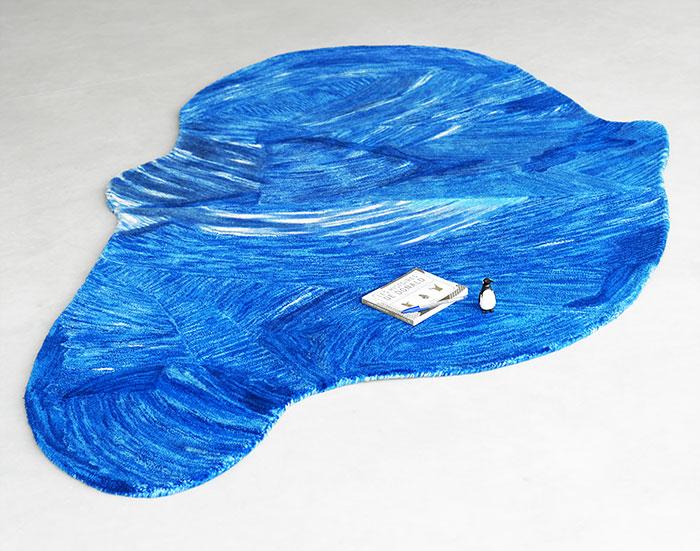 Blue Lake Rug