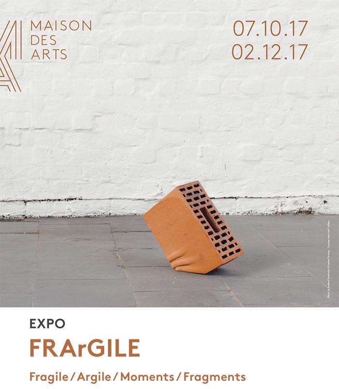 Fragile bovesse design Jean François D'Or